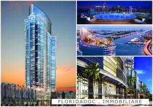 Paramount Miami Worldcenter Luxury Condos- Downtown Miami, Florida