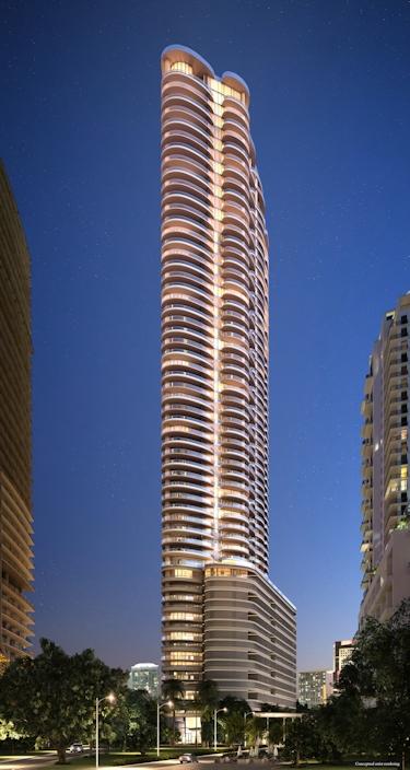 Miami-Brickell Flatiron